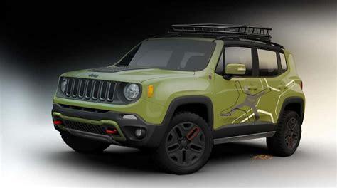mopar jeep renegade jeep renegade mit mopar road zubeh 246 r 4x4news home
