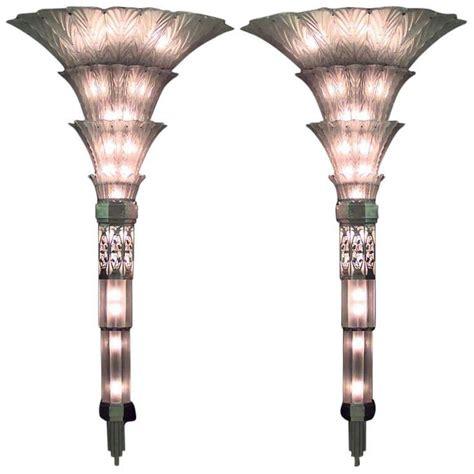 Deco Sconces Deco Glass Sconces Deco