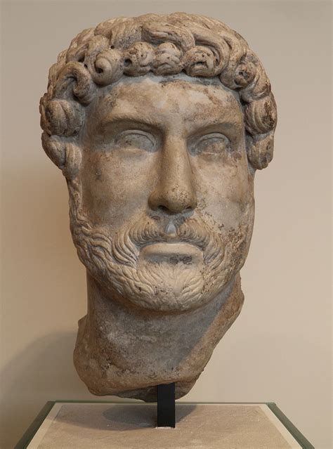 portraits  hadrian  hadrian