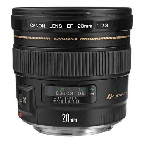 Canon Lens Ef 20mm F2 8 Usm canon ef 20mm f 2 8 usm harga dan spesifikasi