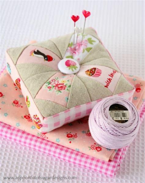 Handmade Pincushions Patterns - 7 pincushions handmade kidshandmade