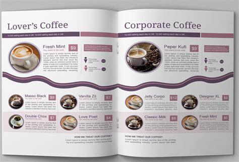 coffee shop brochure template 10 awesome coffee shop brochure templates for coffee