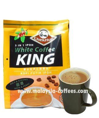 Murah Chekhup White Coffee 3in1 Original chek hup ipoh white coffee king 3 in 1 instant white