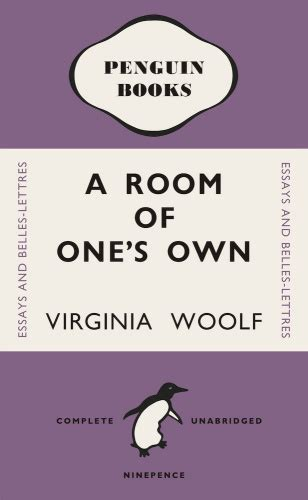 a room of own a room of one s own print by penguin books king mcgaw