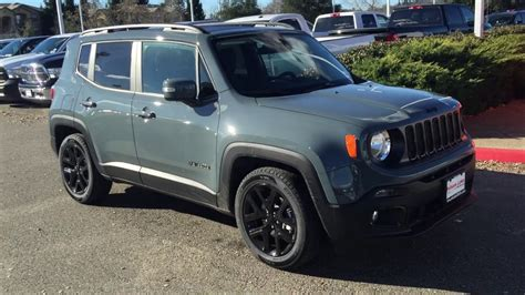 jeep altitude 2017 2017 jeep renegade altitude