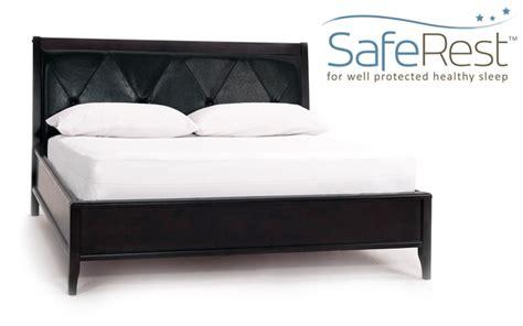 bed encasements saferest premium bed bug proof mattress encasement fits 6