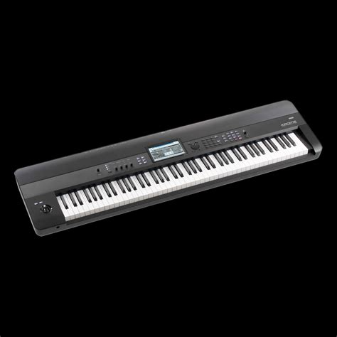 Keyboard Korg Krome 88 korg krome 88 krome88 keyboard 88 note key workstation