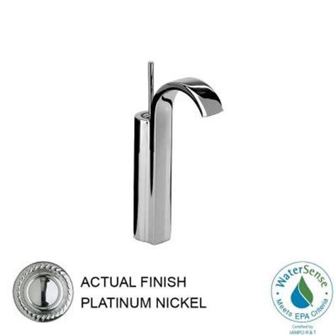 jado single 1 handle high arc bathroom vessel faucet