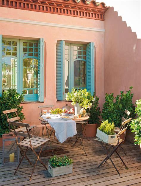 decoracion de balcones y terrazas peque 241 as 99 ideas los mejores colores para terrazas y balcones portada