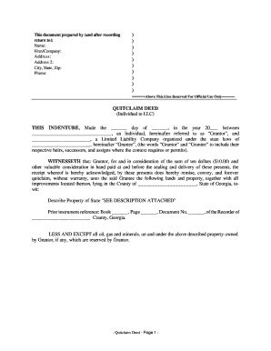 sle of quit claim deed form bill of sale form delaware quitclaim deed form templates fillable printable sles for pdf