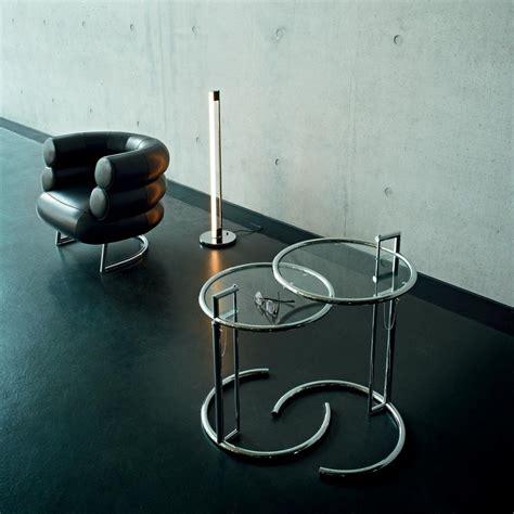 Tisch Eileen Gray by Adjustable Table E 1027 Beistelltisch Classicon