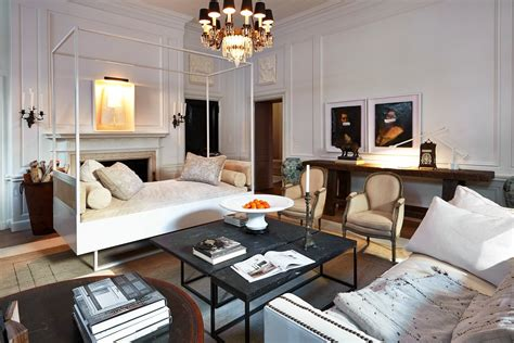 Living Room Show Pieces by Darryl Designs A Room At The Kips Bay Show House The Washington Post