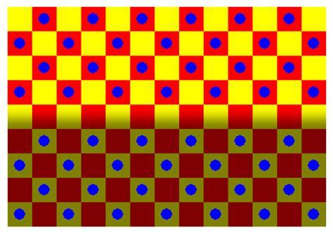 brain color illusion color illusion