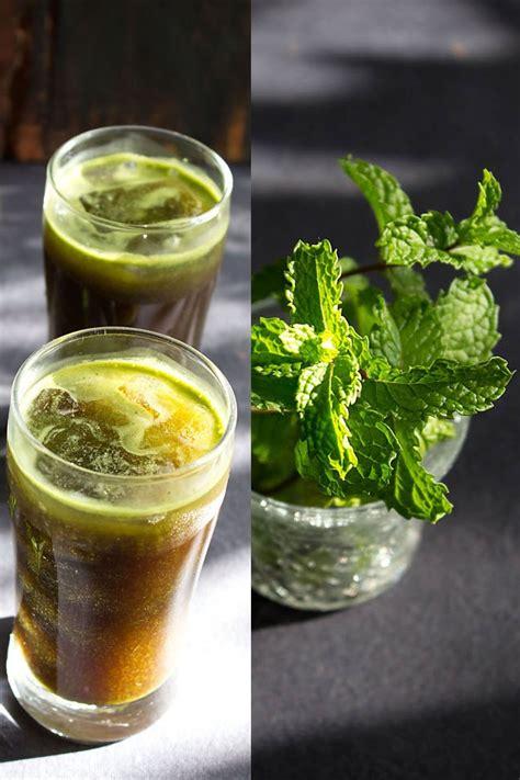 Buy Detox Drinks India by Mint Juice Recipe How To Make Lemon Mint Juice Recipe