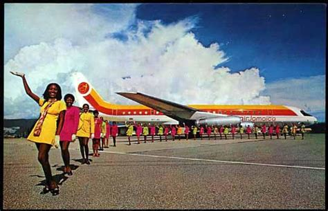 Jamaican Records This Day In Jamaican History Air Jamaica Fe We Likkle Soapbox Jamaicans