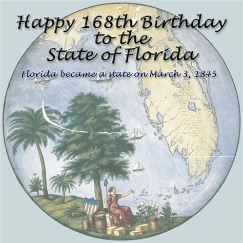 Florida The 27th State by Pin By Fran Huffer On I Florida