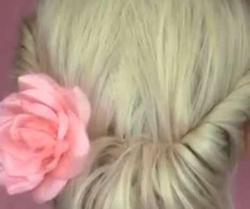 tutorial rambut barbie tutorial rambut unik ala barbie untuk pesta
