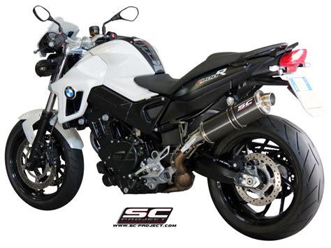 Motorradzubehör Bmw F 800 R by Sc Project Oval R60 Para Bmw F800r Fgmotostore