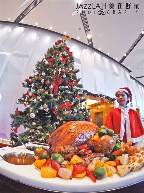 eastin hotel penang new year 2015 槟城buffet new year and turkey buffet eastin