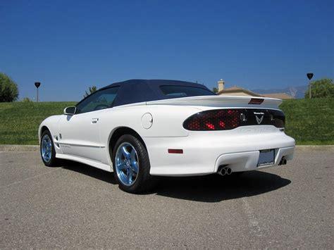 how cars run 1999 pontiac trans sport free book repair manuals 1999 pontiac trans am 30th anniversary edition 139065