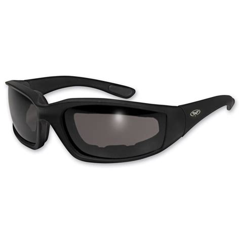 global vision eyewear kickback padded sunglasses with