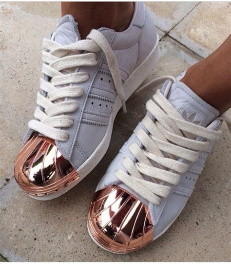 shoes pinkgold adidas adidas shoes adidas shoes adidas originals adidas metallic shoes