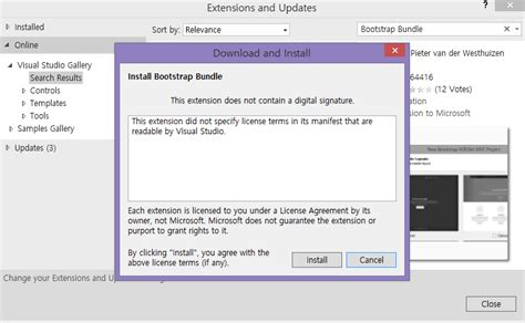 bootstrap templates for visual studio customizing asp net mvc bootstrap templates