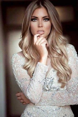what is a bushy bushy blonde haircut cheveux blonds fonc 233 avec balayage ou pas c est un choix