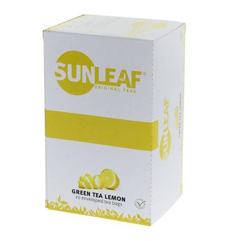Sinensa Green Tea sunleaf green tea lemon africa a social enterprise