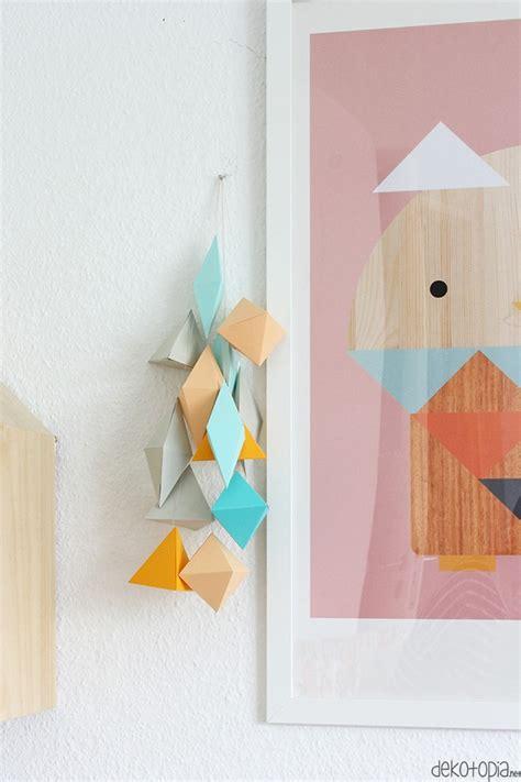 eye catchy diy paper wall decor ideas shelterness