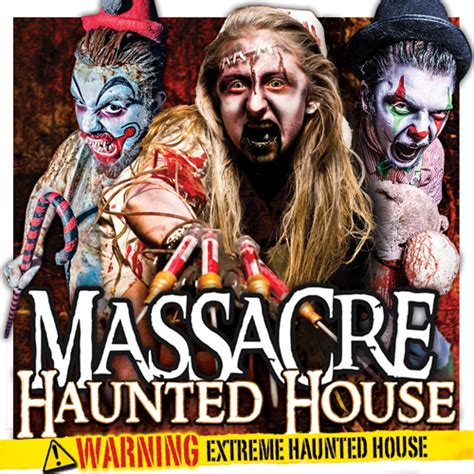 massacre haunted house haunted house review massacre haunted house