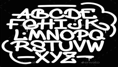 premium graffiti style fonts