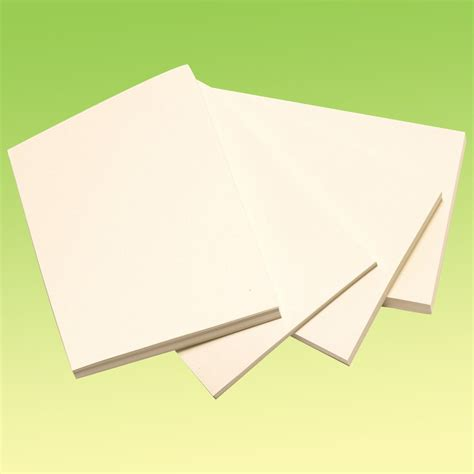 Paper Cards - a4 recylced white junior paper 250 sheets card