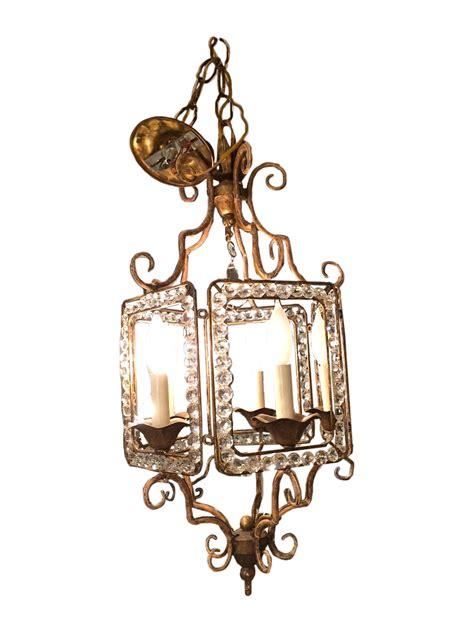 charming italian pendant light fixture chairish