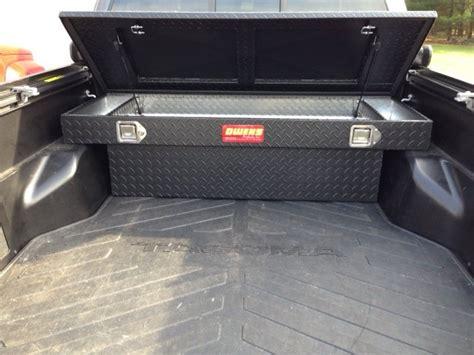 Toyota Tacoma Toolbox Unique Tool Box Bed Storage Solution Tacoma World