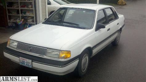 how does cars work 1989 mercury topaz security system armslist for sale trade 1989 mercury topaz gs low mileage