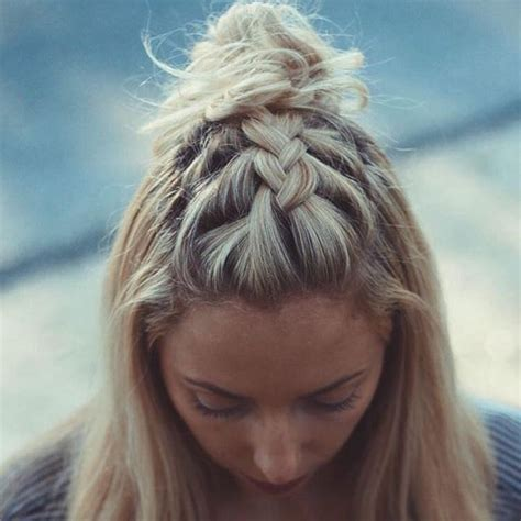 cute hairstyles no braids 28 cute braided hairstyles for 2017 young hip fit