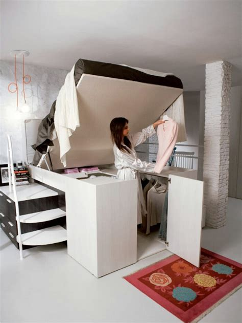 Can U Shoo A Mattress by Italian Designers Invent The Most Creative Bed Storage