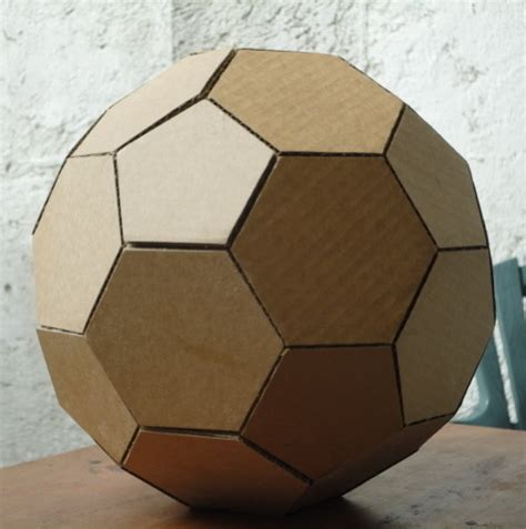 How To Make A Paper Geodesic Dome - how to make a geodesic dome s scale model with cardboard