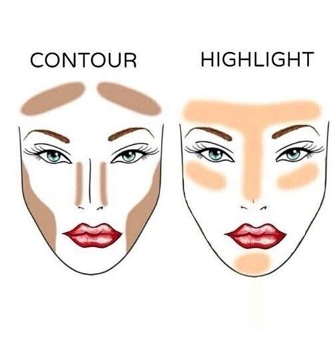 Contour Make 25 best ideas about contouring on makeup