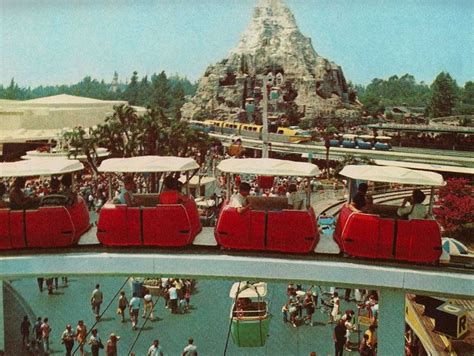 sections of disneyland tomorrowland 67 part 2 imagineering disney