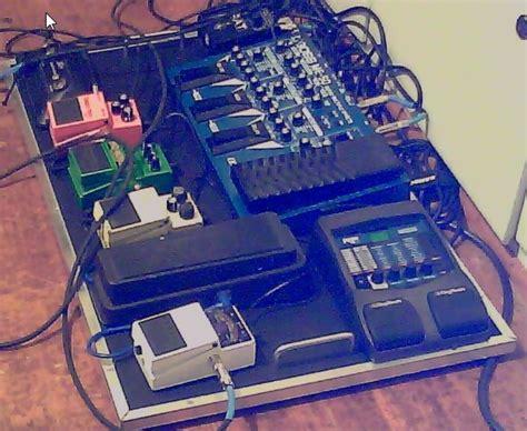 homemade pedal board design diy pedal board design telecaster guitar forum