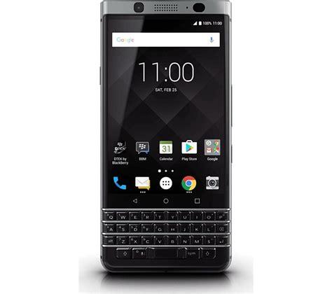 Blackberry Keyone 3 32 by Blackberry Keyone 32 Gb Silver Deals Pc World