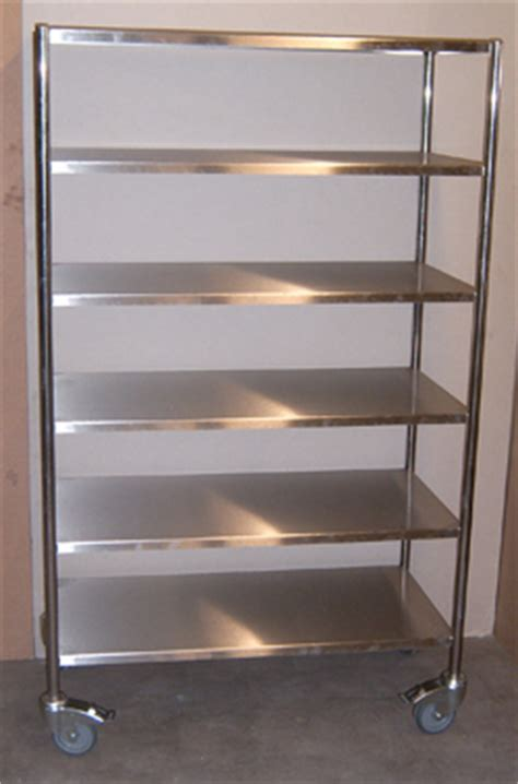 stainless steel shelving unit safetymed ltd stainless steel shelving units