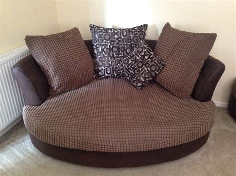Snuggle Corner Sofa by Corner Sofa Two Seater Cuddle Chair And Pouf In Sturry