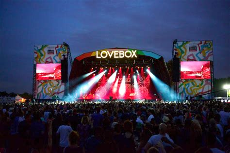 london house music lovebox finsbury park music in london