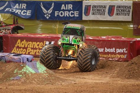grave digger monster truck driver grave digger monster jam auto madness pinterest