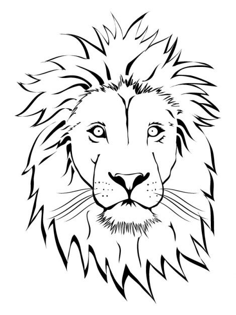 lion vectors photos and psd files free download clipart