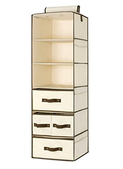 hanging closet drawer shelves organizer wardrobe coatroom