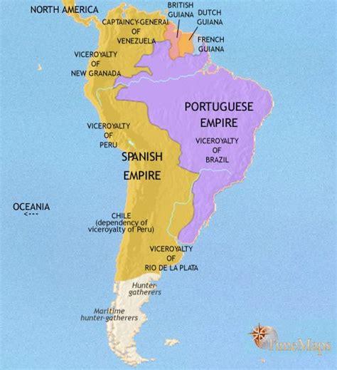american civilizations map south america history 1837 ce